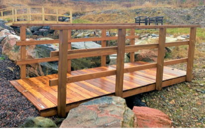 Prince Flat Bridge Range