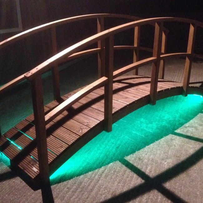 Under Bridge LED's